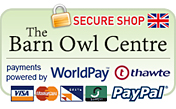Barn Owl Centre Secure Shop